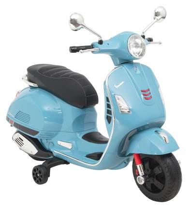 """Мотоцикл """"Weikesi Vespa GTS SUPER"""", голубой"""