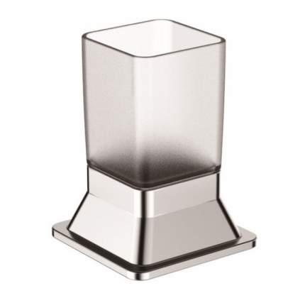 Держатель стакана настольный(стекло) KAISER хром