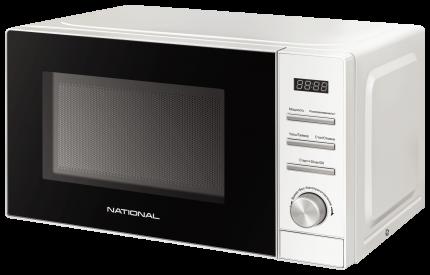 Микроволновая печь соло NATIONAL NK-MW140T20 White