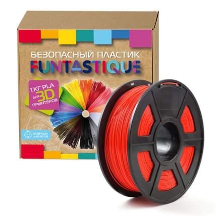 Пластик для 3D-принтера Funtastique PLA-1KG-RD PLA Red