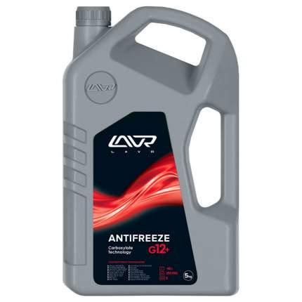Охлаждающая жидкость ANTIFREEZE LAVR -45°C (G12+), 5 кг