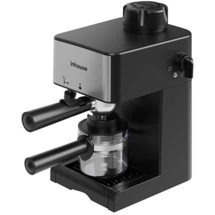 Кофеварка рожкового типа Inhouse ICM0401BK