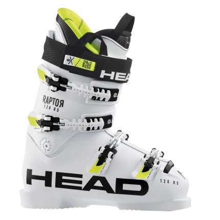 Горнолыжные ботинки Head Raptor 120S RS 2019, white, 26.5