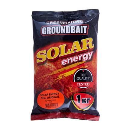 Прикормка Gf Solar Energy для ловли леща, 1 кг, кондитерский