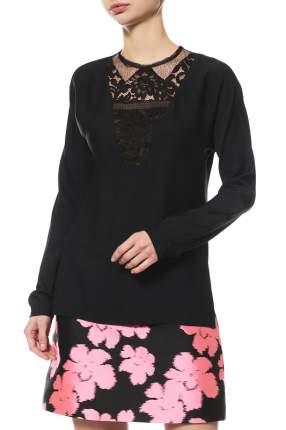 Блуза женская Lanvin RWTO60183138A16 серая 36 FR