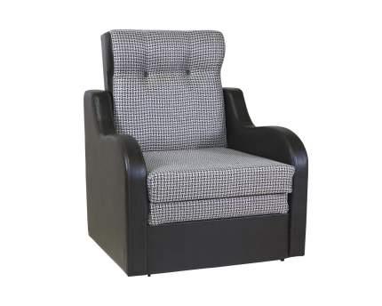 Кресло кровать Классика В рогожка коричневый