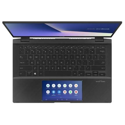 Ноутбук-трансформер Asus ZenBook Flip 14 UX463FA-AI043T (90NB0NW1-M00570) Grey