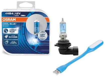 Hb4 12v (51w) Лампа  Cool Blue® Intense 2шт.(9006cbi-Duobox) OSRAM арт. 9006CBI-HCB