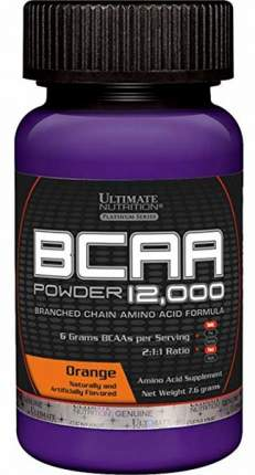 Ultimate Nutrition BCAA 12000 Flavored 7,6 г апельсин