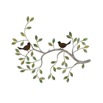 Настенное украшение 'Птички на ветке'