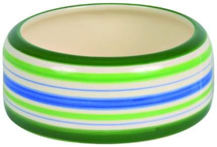 Одинарная миска для грызунов TRIXIE, керамика, разноцветный, 0.2 л