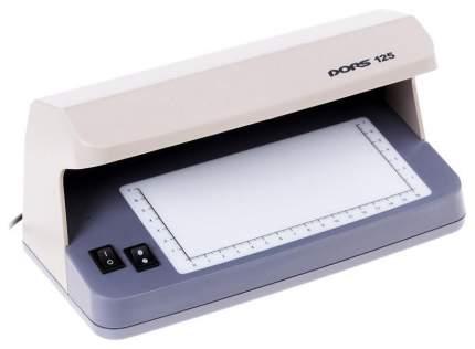 Детектор банкнот Dors 125 (SYS-033272)
