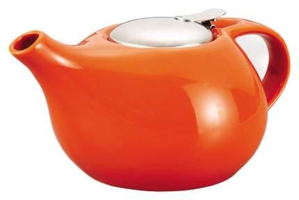 Заварочный чайник Fissman 9196 Оранжевый