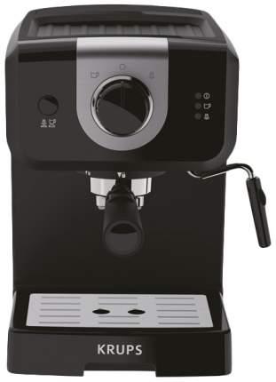 Рожковая кофеварка Krups Opio XP320830 Black