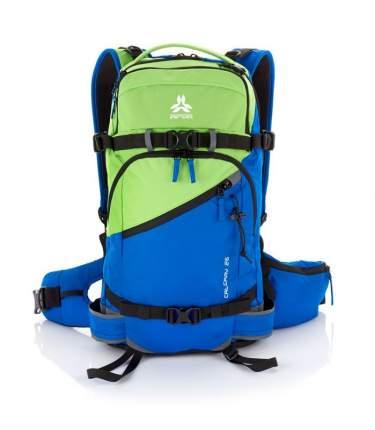Рюкзак для лыж и сноуборда Arva Calgary, green/blue, 26 л