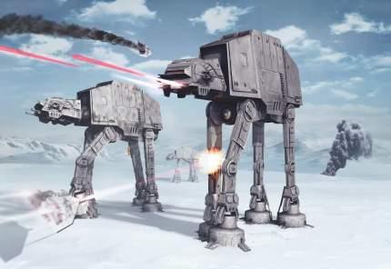 Фотообои бумажные Komar Star Wars 8-481