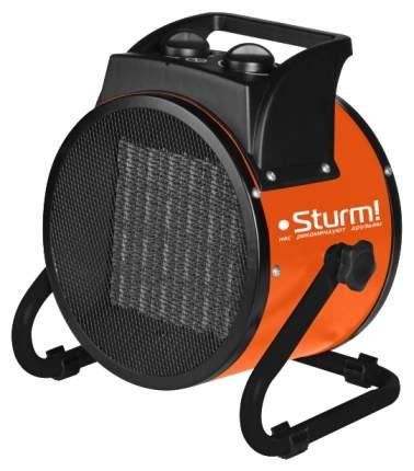 Тепловентилятор Sturm! FH3022C оранжевый, черный