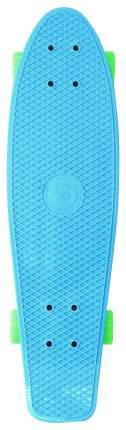 "Скейтборд Y-Scoo Fishskateboard 22"" 401-B с сумкой Blue Green"