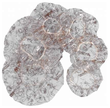 Набор крышек для посуды Marmiton 17072 Прозрачный, коричневый