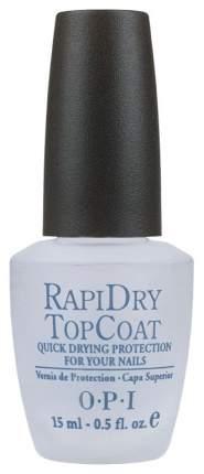 Закрепитель лака для ногтей OPI RapiDry TopCoat 15 мл