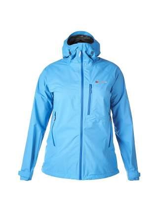 Спортивная куртка женская Berghaus Light Speed Hydroshell, blue splash, XS