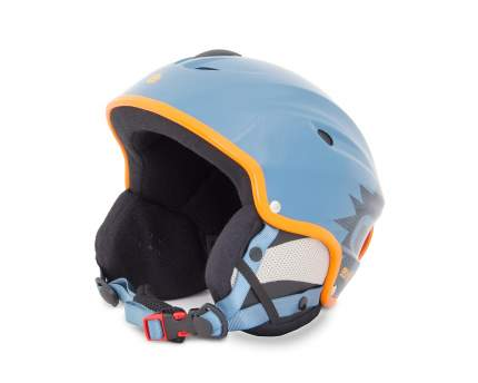 Горнолыжный шлем Sky Monkey VS670 2018, серый/голубой, S