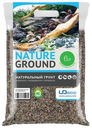 Грунт для аквариума UDeco River Amber 0,8-2,0мм 6л