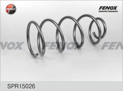 Пружина подвески FENOX SPR15026