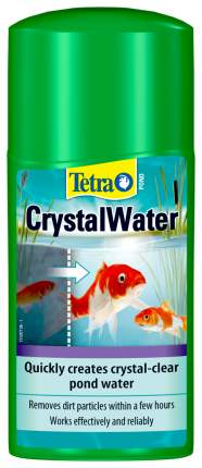Кондиционер для очистки прудовой воды от мути Tetra Pond Crystal Water 500 мл на 10000 л