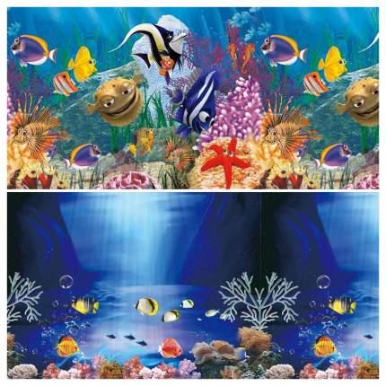 Фон для аквариума Laguna 9081/9093 Синяя сказка/Океанский риф 74064064