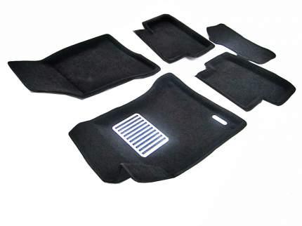 Комплект ковриков в салон автомобиля для Mercedes Euromat Original Lux (em3d-003516)
