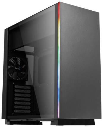 Компьютерный корпус AeroCool GLO RGB без БП black
