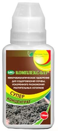 Биокомплекс-БТУ Органик Лайн Для почвы, 100 мл