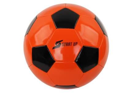 Футбольный мяч Start Up E5122 №5 orange/black