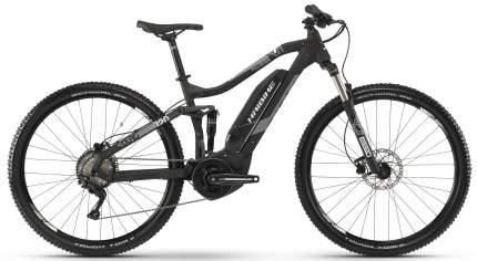 "Электровелосипед Haibike Sduro FullSeven 3.0 500Wh 10-G Deore 2019 18"" black"