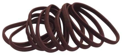 Набор резинок для волос Гурмандиз Коричневый 10 шт