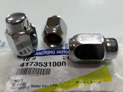 Гайка автомобильная SSANG YONG 4173531000
