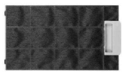 Фильтр для вытяжки Konigin KFCC 60
