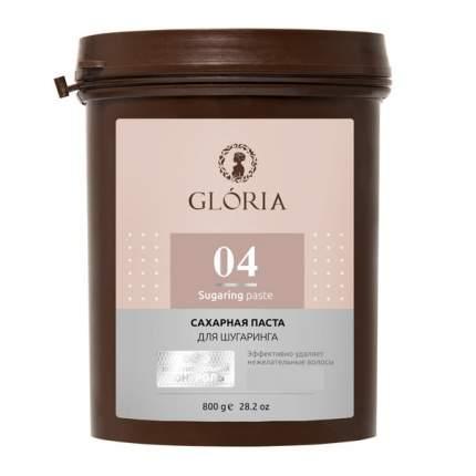 Сахарная паста для депиляции Gloria sugaring & spa «Плотная» 800 гр