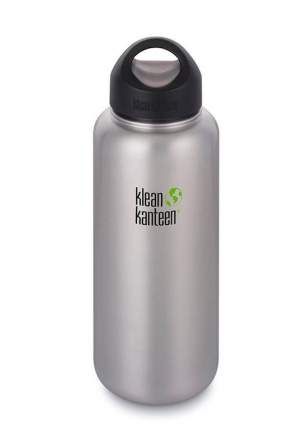 Бутылка Klean Kanteen Wide 1182 мл brushed stainless