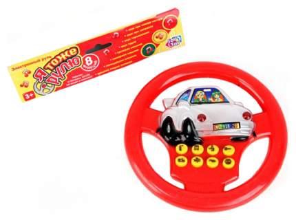 Интерактивная игрушка Play Smart Электронный игровой руль Я тоже рулю машинка