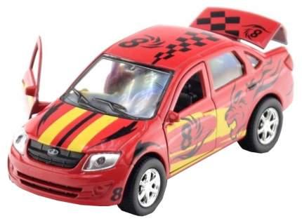 Модель автомобиля Технопарк металлическая