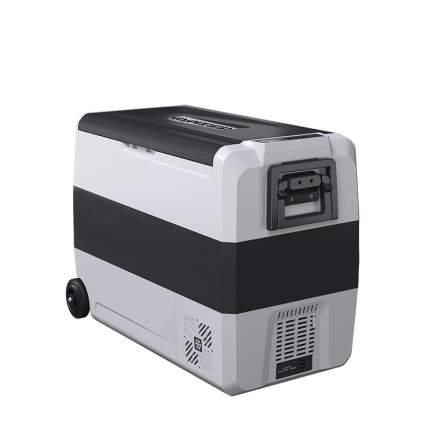 Автохолодильник Alpicool T60 без батареи серый, черный