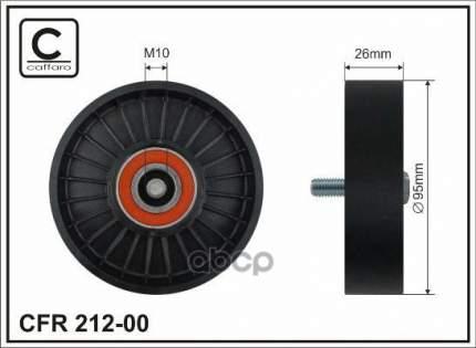 Ролик натяжной CAFFARO 21200