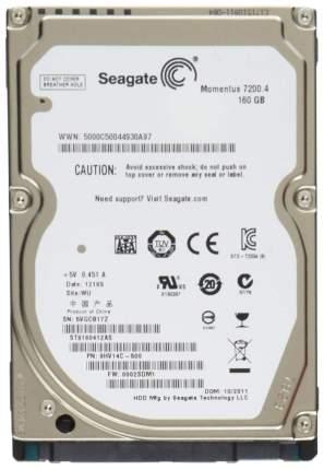 Внутренний жесткий диск Seagate Momentus 160GB (ST9160412AS)