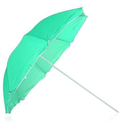Зонт пляжный GREENHOUSE UM-PL160-3/200, цвет в ас-те, 220х200см