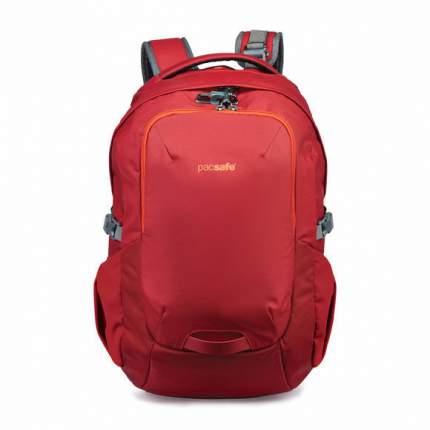 Рюкзак Pacsafe Venturesafe G3 25 л красный