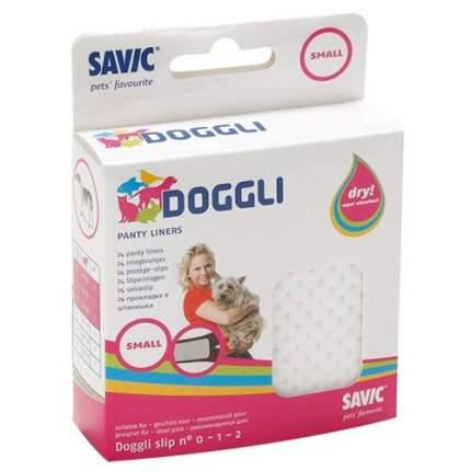 Прокладки Savic для гигиеничеких трусов собак 24 шт (3 х 12 х 13 см)