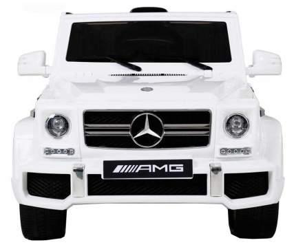 Радиоуправляемый детский электромобиль Harleybella Гелендваген Merсedes G63 Белый