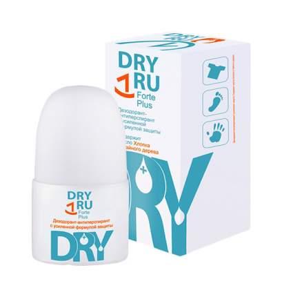 Дезодорант-антиперспирант DRY RU Forte Plus